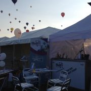 Blast Event with Bristol Hot Air Balloons