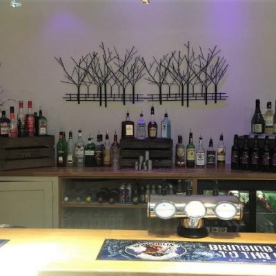 Decorate Mobile Bar for Events